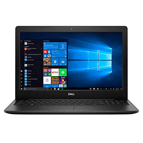 Dell Inspiron 15.6 FHD Touchscreen Truelife LED-Backlit Display Laptop | 10th Gen Intel Core i7-1065G7 | 12GB RAM | 1TB HDD | WiFi | Bluetooth | Windows 10 Home | Black