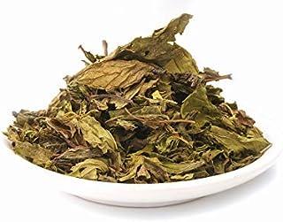 Hojas enteras de menta verde orgánica premium 1 kg BIO Spearmint, Té de menta de alta calidad, crudo, secado a la sombra, sin aditivos, especias gourmet 1000g