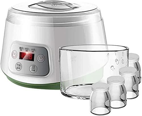 Yogurt Machine-Yogurt Maker Machine Tarros Personalizar a su sabor y espesor seguro y saludable