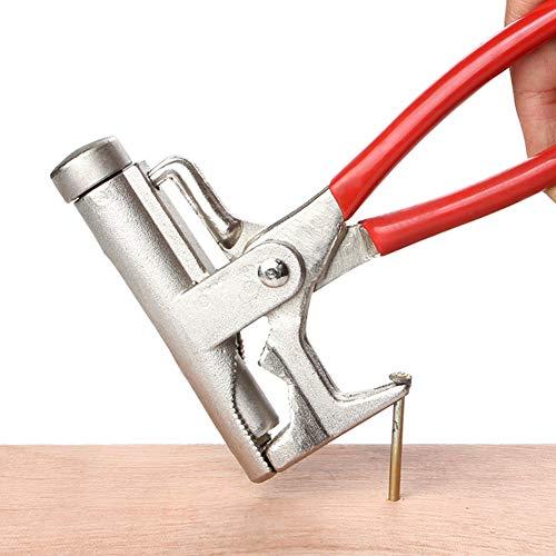 Destornillador Martillo 10 en 1 Pistola de clavos eléctrica Alicates para tubos Abrazaderas para llaves Pinzas Carpintería Multifunción Herramientas convenientes-ESPAÑA