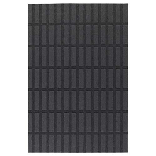 IKEA ASIA SIVESTED Fußmatte, dunkelgrau