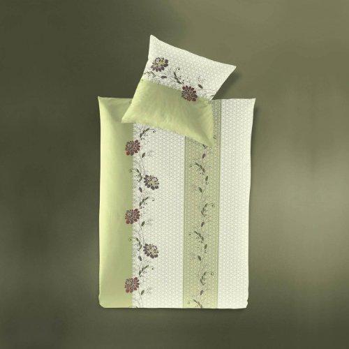 Irisette Frottee Bettwäsche Caleo 8644 1 Bettbezug 155 x 220 cm + 1 Kissenbezug 80 x 80 cm