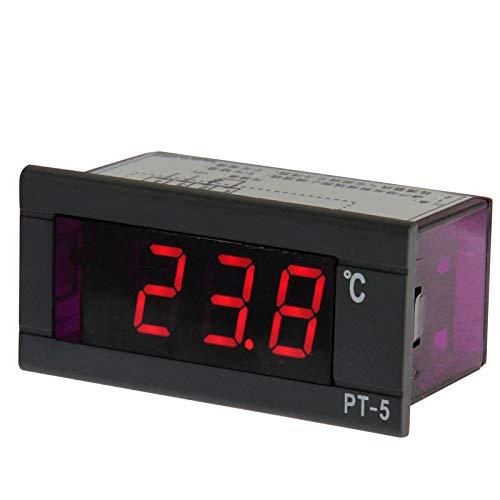 Thermomètre LGMIN PT-5 Sonde LCD numérique Réfrigérateur Congélateur Thermomètre Thermograph for Réfrigérateur, Ranger Température: -40 à 110 degrés Celsius Haute précision