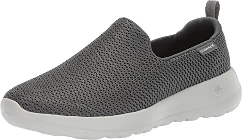 Skechers womens Go Joy Walking Shoe, Charcoal, 10 US