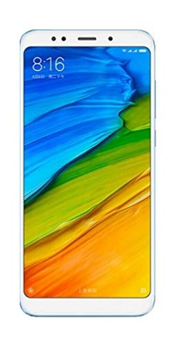 "Xiaomi Redmi 5 - Smartphone DE 5.7"" (Octa-Core 1.8 GHz, RAM de 3 GB, Memoria DE 32 GB, Cámara DE 12 MP, Android 7.1) Color Azul"