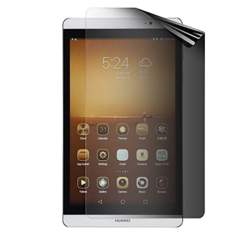 Celicious Privacy 2-Way Portrait Anti-Spy Filter Screen Protector Film Compatible with Huawei MediaPad M2 8.0
