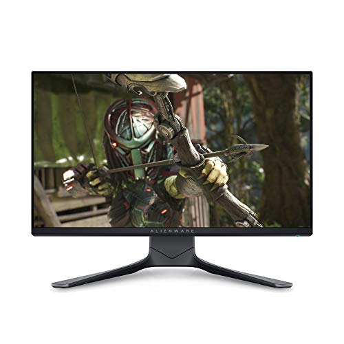 ALIENWARE 25 AW2521HF 24.5 inch Gaming Monitor (Dark)