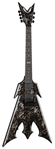 Cheap Dean TRIDENT 7 WF Trident 7-String Wayne Findlay Solid-Body Electric Guitar with Case Black Friday & Cyber Monday 2019