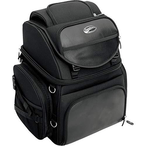 Saddlemen Br3400 Tasche für Motorrad sissy bar