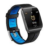 Scrolor Montre Connectée Femmes Homme Bracelet Connecté Smartwatch Bluetooth 5.0...