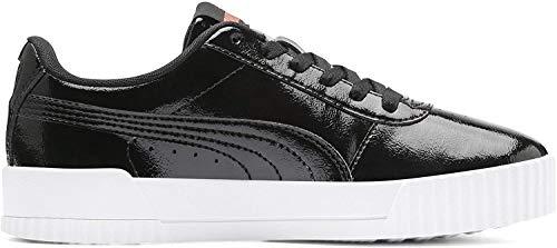 Puma Damen Carina P Sneaker, Schwarz (Puma Black-Puma Black 01), 42 EU