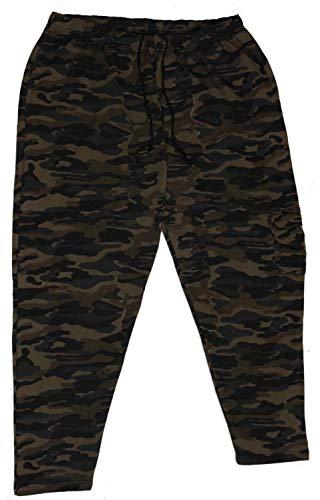 Übergrößen !!! Jogginghose HONEYMOON Camouflage 12XL