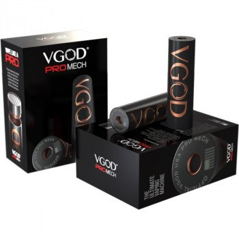 Preisvergleich Produktbild VGOD Pro Mech Mod Farbe Rot