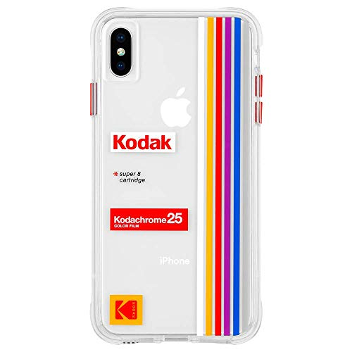 Case-Mate iPhone Xs Max Kodachrome Super 8 Case