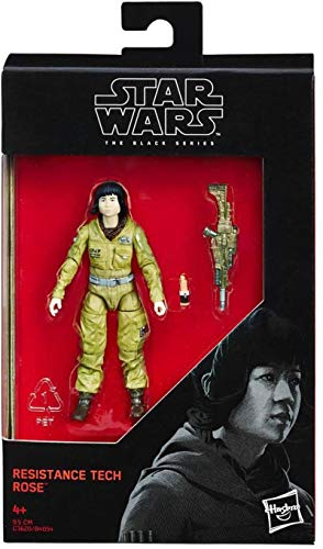 Star Wars (The Black Series Luke Skywalker Jedi Master
