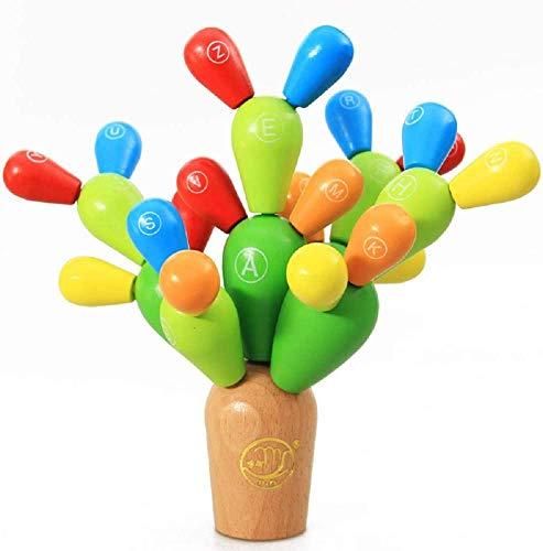 a ray of sunshine Cactus Giocattolo in Legno,Montessori Albero,Building Blocks Legno,Cactus Giocattolo,Montessori Giocattoli,Giocattolo Educativo ,Costruzioni Legno Bambini,Legno Arcobaleno