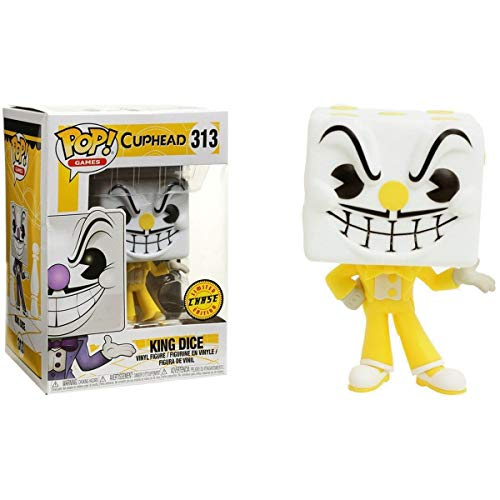 Funko Cuphead - King Dice Chase Pop! Vinyl Figure #313