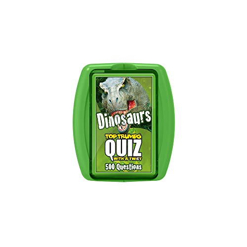 Product Image of the Dinosaur Top Trumps Quiz Game
