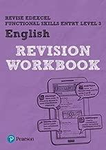 Revise Edexcel Functional Skills English Entry Level 3 Workbook (Revise Functional Skills)