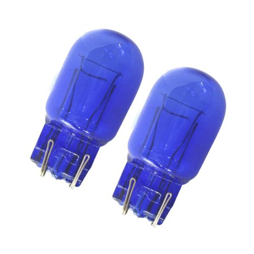 T2021W - Xenon Look lámpara halógena bombilla de repuesto luces de posición WY21W T20 W21/5W 3157/7443
