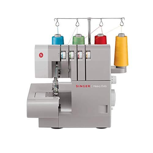 Máquina de Costura Overloque, Ultralock 14HD854, 110v, Singer