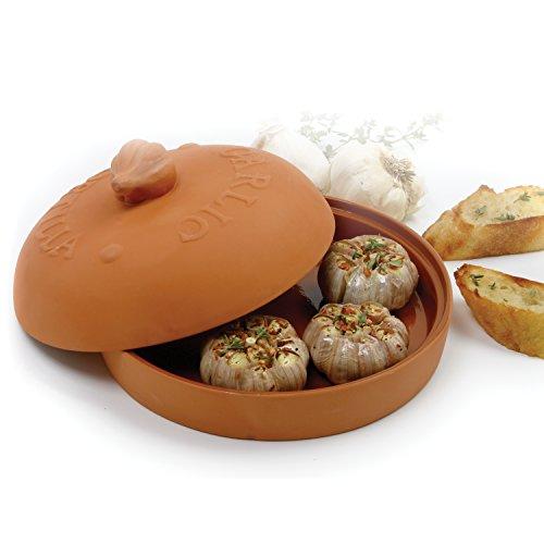 Norpro 1064 Garlic Baker/Tortilla Warmer