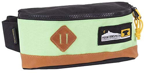 Mountainsmith Trippin Lil' Fanny Pack, Electric Green