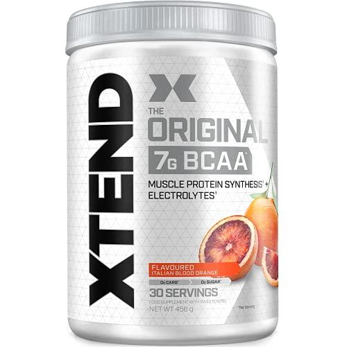 Scivation Xtend Polvere Originale Bcaa, Arancio Sangue - 450 g