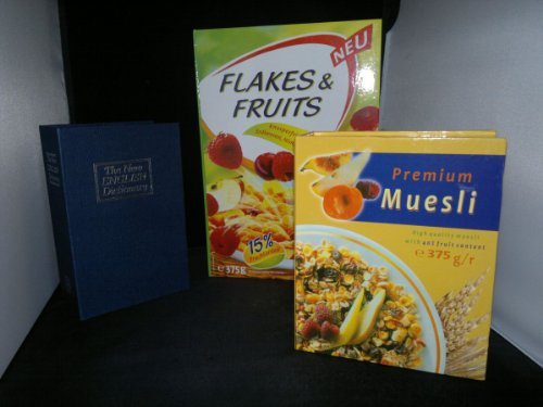 'Libro Cassaforte Corn Flakes