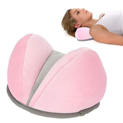 Almohada de Viaje, Cuello Cervical Suave Almohada para el Cuello Resto para la Siesta Almohada para Cuello Cervical Suave Soporte para el Cuello Cojín del Cuidado Cervical