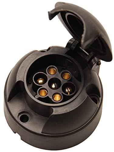 Kraftmann 80752 stopcontact voor aanhangers, 7-polig