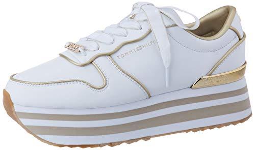 Sneaker da donna confezione da 4 Tommy Hilfiger Resort
