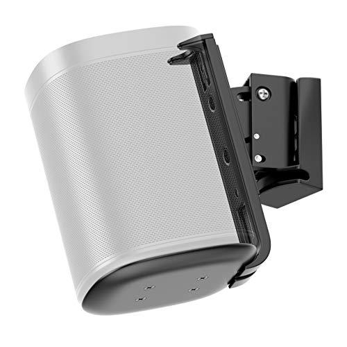 deleyCON 1x Wandhalterung für SONOS ONE (SL) & SONOS Play:1 Lautsprecher...