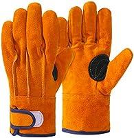 Aeetit 耐熱手袋 キャンプ 耐熱 グローブ 男女兼用 クッキングツール