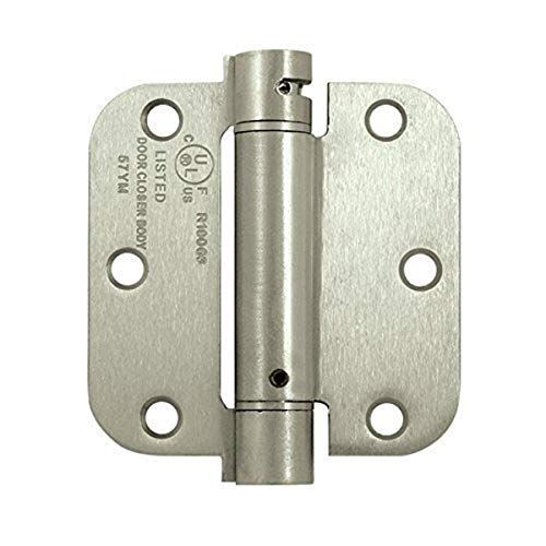 Deltana DSH35R515 Single Action Spring Loaded Door Hinge