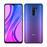 Xiaomi Redmi 9 Smartphone - RAM 3GB ROM 32GB AI QUAD CAMÉRA 6.53' Full HD+ Display 5020mAh (typ)...