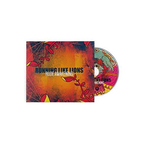 """Running Like Lions """"Rude Awakening"""" CD Digipack"""