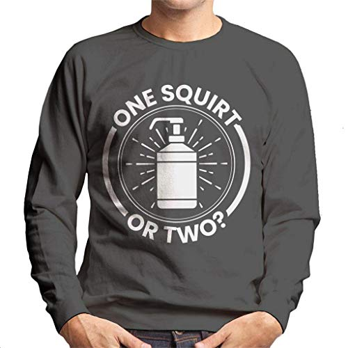 Cloud City 7 Een spuiten of twee zeep mannen Sweatshirt