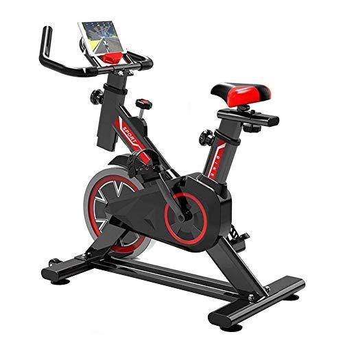 GJQGYY Bicicleta de Ejercicio para el Hogar Bicicleta de Ejercicio Ultra Silenciosa,Fitness Spinning Bike Aerobic Home, para Personas hasta 1.70 M Altura,Carga Máxima 150 Kg