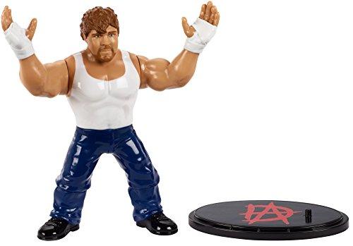 WWE Mattel – fml22 Dean Ambrose – Retro Wrestlingfigur, 11.5cm