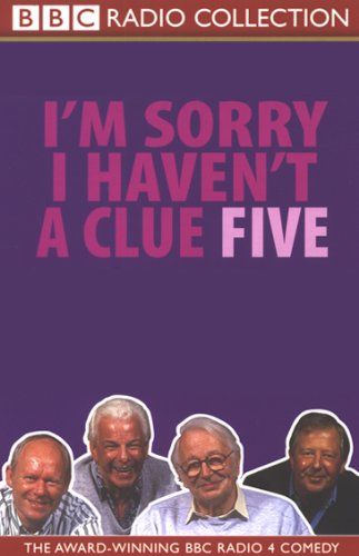 I'm Sorry I Haven't a Clue, Volume 5 audiobook cover art