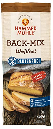 Hammermühle Back-Mix Weißbrot 500g