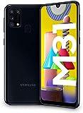 Samsung Galaxy M31 - Smartphone Dual SIM, Pantalla de 6.4' sAMOLED FHD+, Cámara 64 MP, 6 GB RAM, 64...