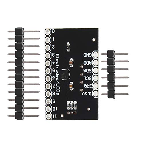 MPR121-Breakout-v12 Controlador de Sensor táctil Capacitivo de proximidad LDTR-WG0208 con Sensor de Movimiento