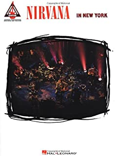 Nirvana - Unplugged in New York: Tab