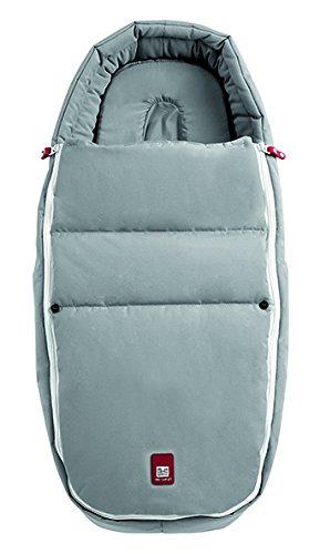 Cobertura polar de bebe con capucha Red Castle 0836156 color gris