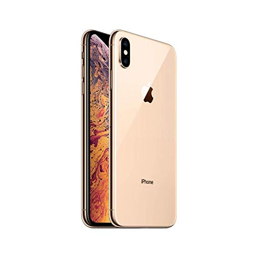 iPhone XS Max, Apple, 256GB, Dourado