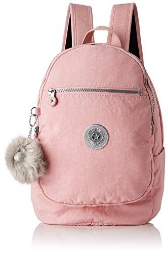 Kipling Damen CLAS Challenger Rucksack, Pink (Bridal Rose), 26x36x21 cm