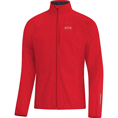 GORE Wear R3 Herren Jacke GORE-TEX, M, Rot
