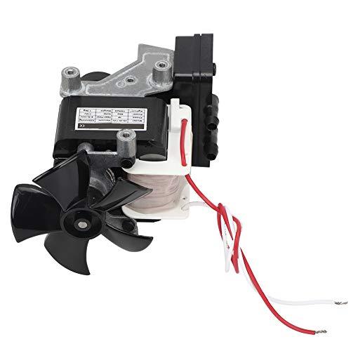 Efficient Air Trap Pump, 54 x 53 x 55mm 110V 60W Gallon Vacuum Chamber Cast Aluminum